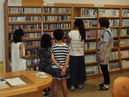 【1日図書館員】図書館_02