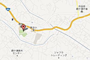 『多目的運動公園地図』の画像