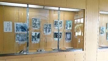 『あじさい館でジオパークの展示が始まりました2』の画像