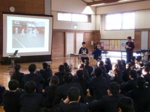 『霞ケ浦中学校1』の画像