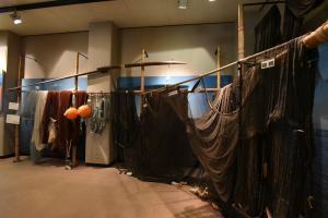 博物館1階網