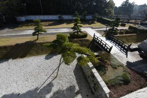 博物館庭園2