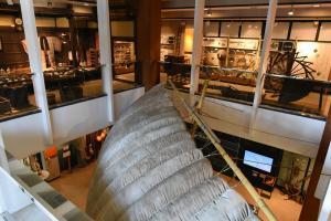 博物館2階全景