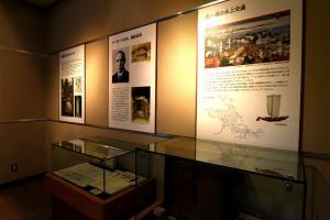 博物館3階展示2