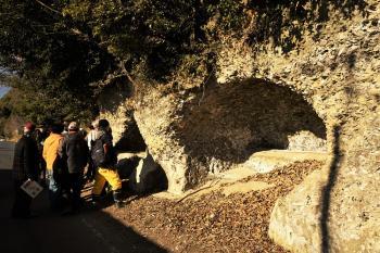 『ジオガイド崎浜横穴』の画像