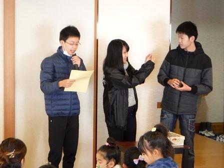 291210かすみっ子まつり(高校生会)2