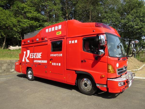 『救助工作車2』の画像