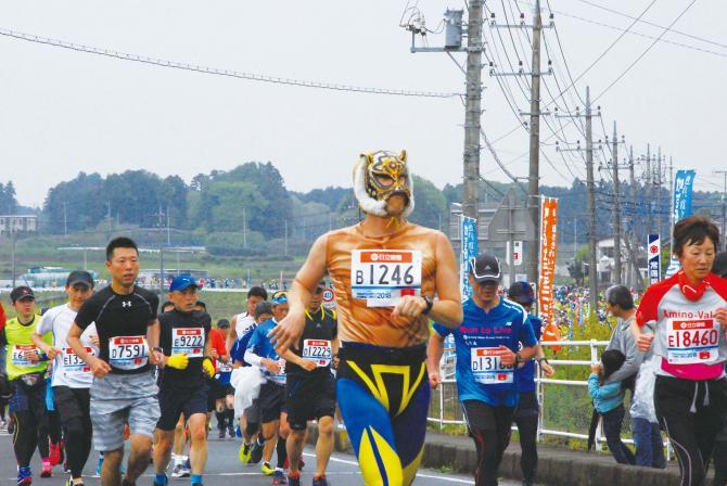 『かすみがうらマラソン2018 10』の画像