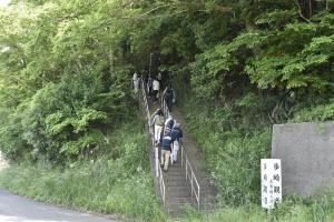『歩崎ジオツアー23』の画像