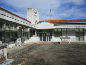 旧安飾地区公民館