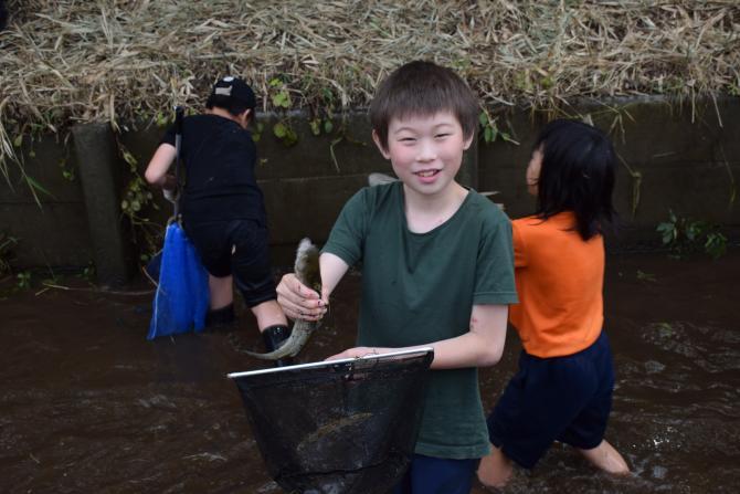 『2018親子釣り大会1』の画像