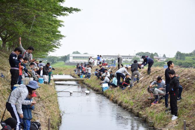 『2018親子釣り大会6』の画像