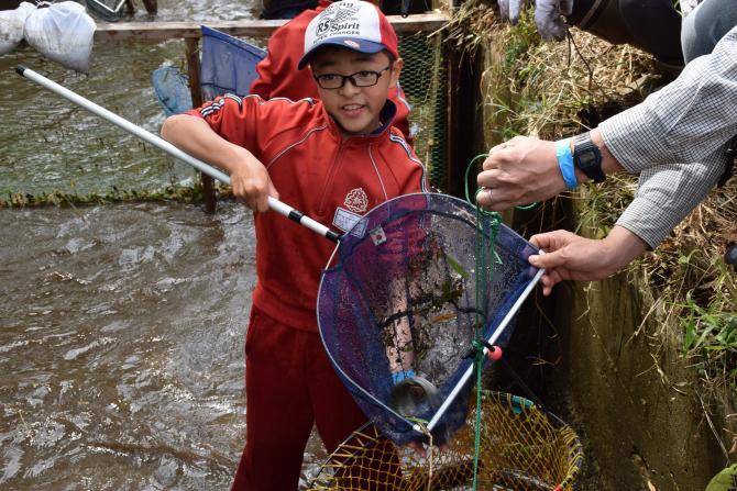 『2018親子釣り大会11』の画像
