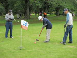 グラウンドゴルフ3