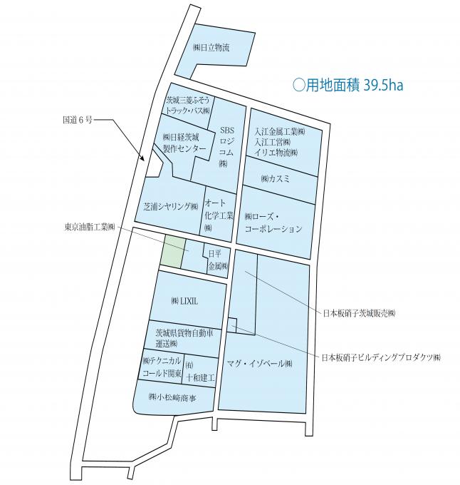 土浦・千代田工業団地