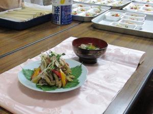 帆引き船と霞ケ浦の食文化3