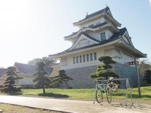 歴史博物館(サイクルラック設置)
