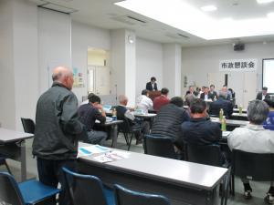 市政懇談会霞ケ浦2