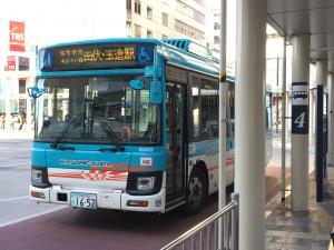『霞ケ浦広域バス』の画像