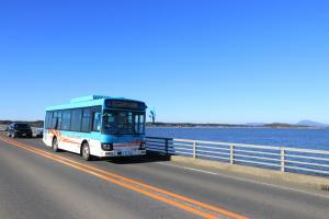 『『霞ヶ浦広域バス(イメージ3)』の画像』の画像