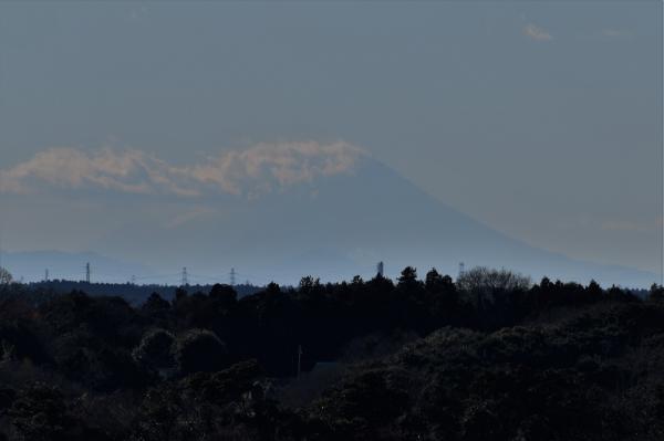 『昼の富士』の画像