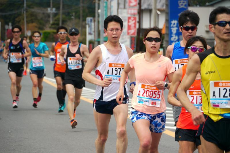 『かすみがうらマラソン2019(2)』の画像