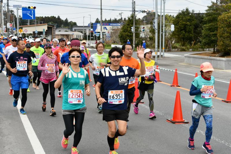 『かすみがうらマラソン2019(5)』の画像