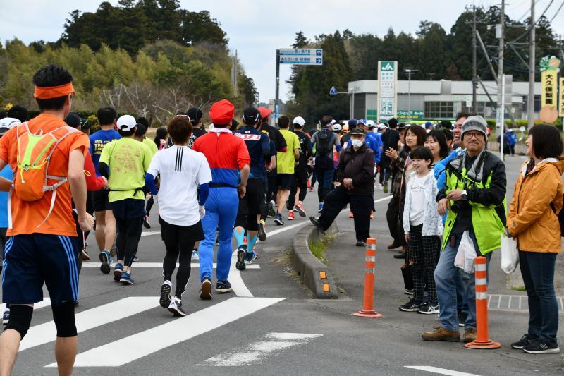 『かすみがうらマラソン2019(7)』の画像
