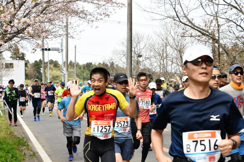 『かすみがうらマラソン2019(15)』の画像