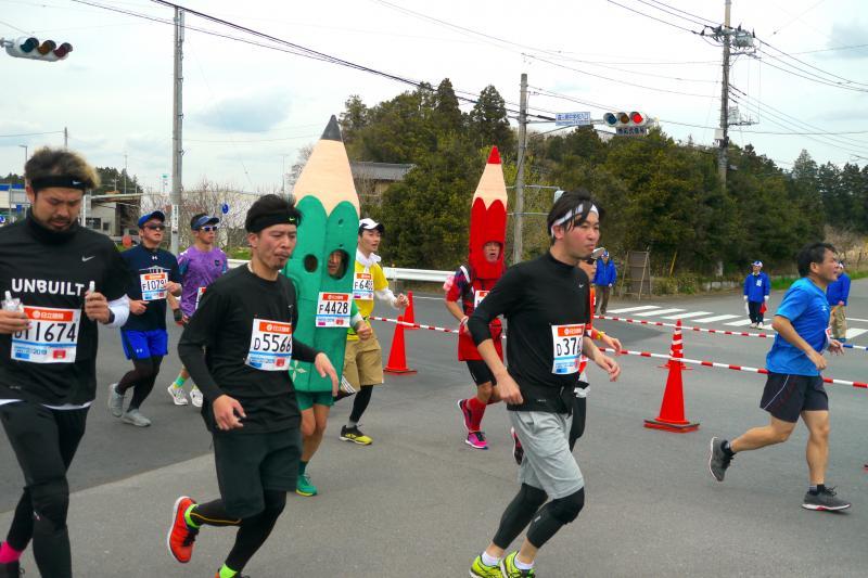 『かすみがうらマラソン2019(17)』の画像