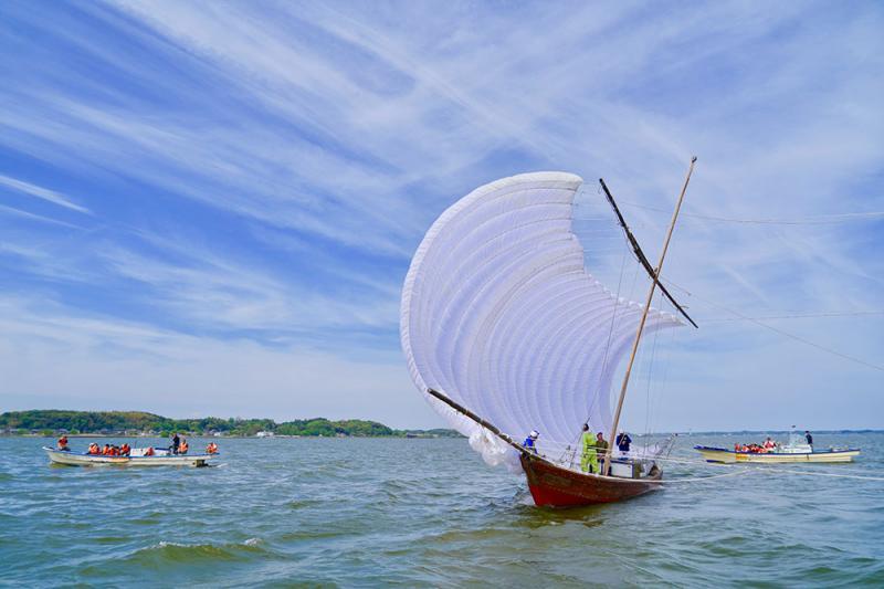 帆引き船フェスタ2019 (11)