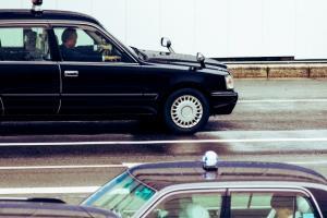 『タクシー助成券事業』の画像