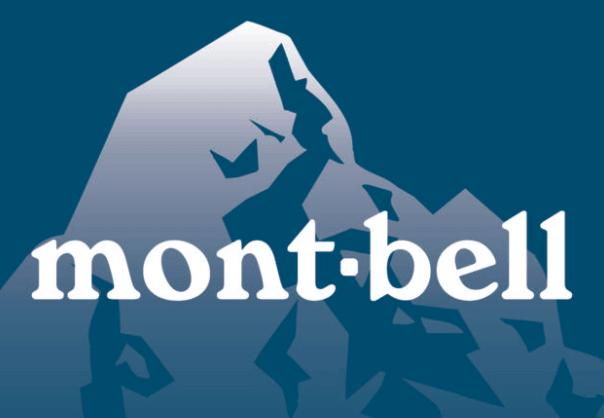 『モンベル ロゴ』の画像