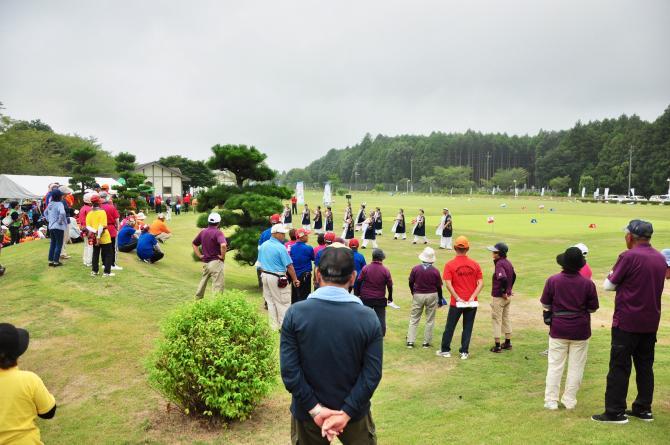 『グラウンド・ゴルフ(4)』の画像