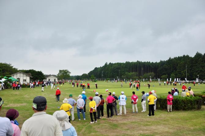 『グラウンド・ゴルフ(7)』の画像