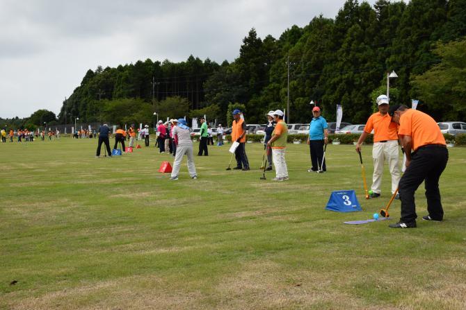 『グラウンド・ゴルフ(20)』の画像