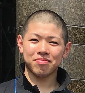 『関陸選手』の画像