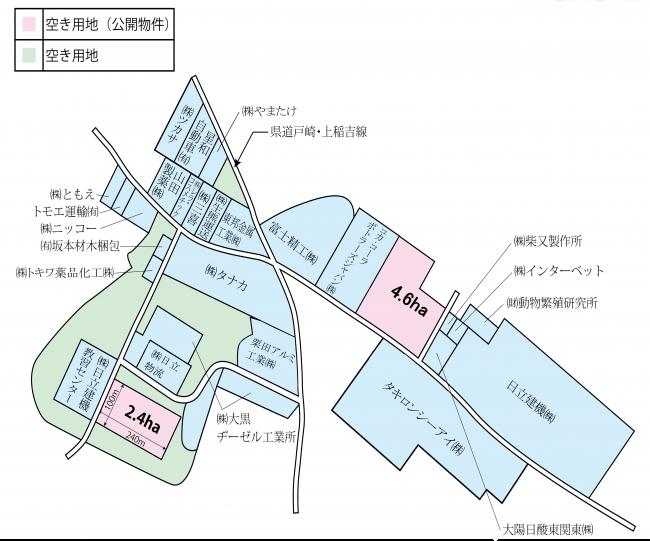 『加茂工業団地』の画像