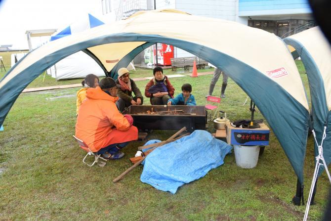 『バイク&キャンプ(3)』の画像