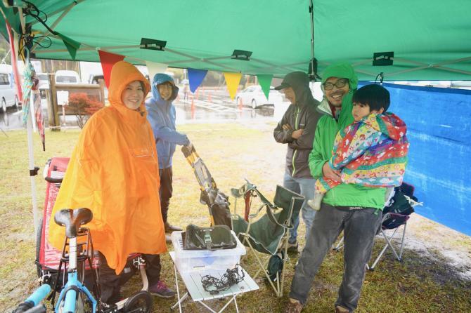 『バイク&キャンプ(4)』の画像