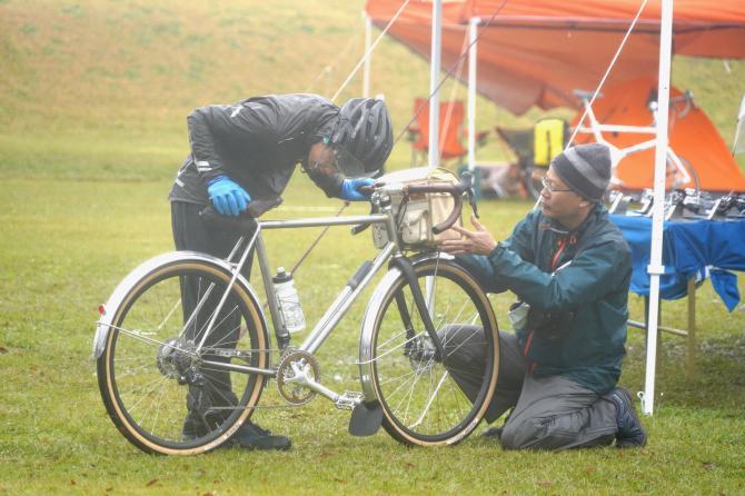 『バイク&キャンプ(7)』の画像