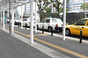 『タクシー利用助成事業(イメージ(3))』の画像