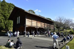 富士見塚展示館