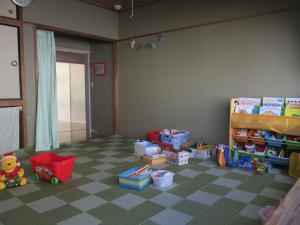 稲吉児童館(幼児室)