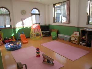 新治児童館(幼児室)