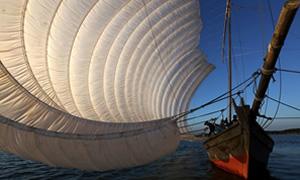 帆引き船フォトコンテストの画像