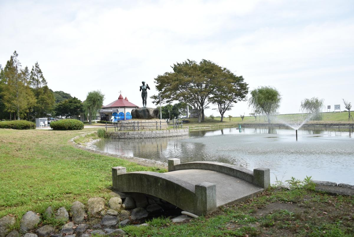 歩崎公園 の画像