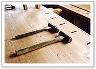 『木ごろし用玄能』の画像