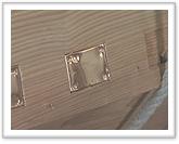 『『銅板でふさぐ』の画像』の画像